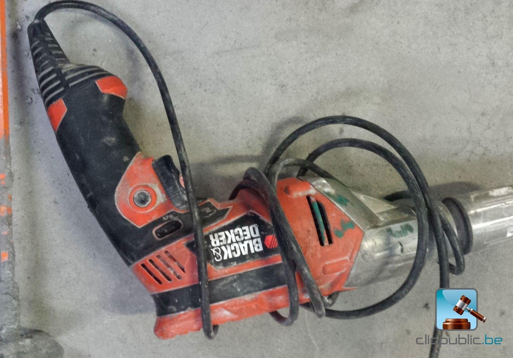 Machines et outils lectroportatifs black decker ks900s for Outils black et decker