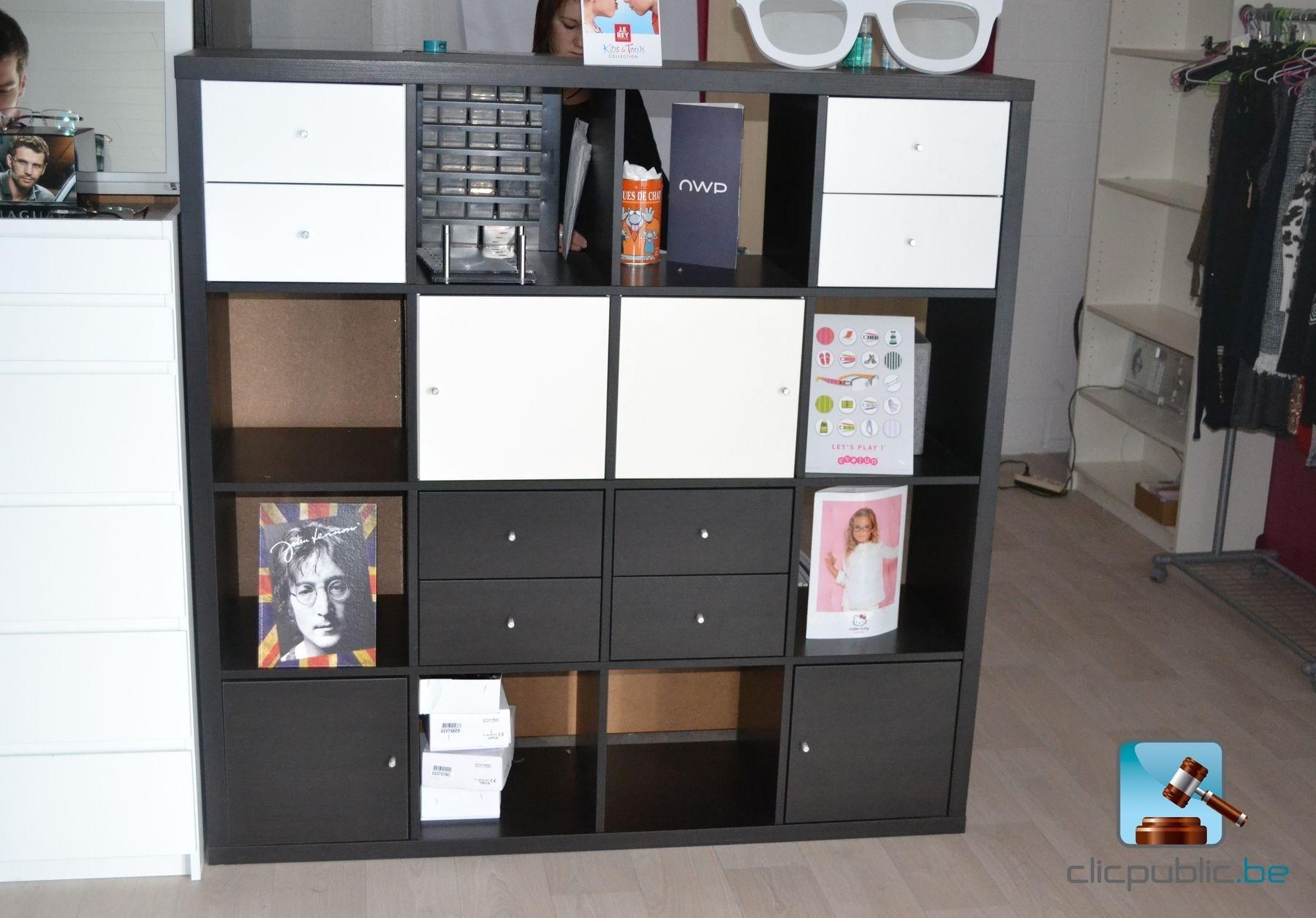 Meubles IKEA Expedit à vendre sur clicpublicbe -> Meuble Expedit