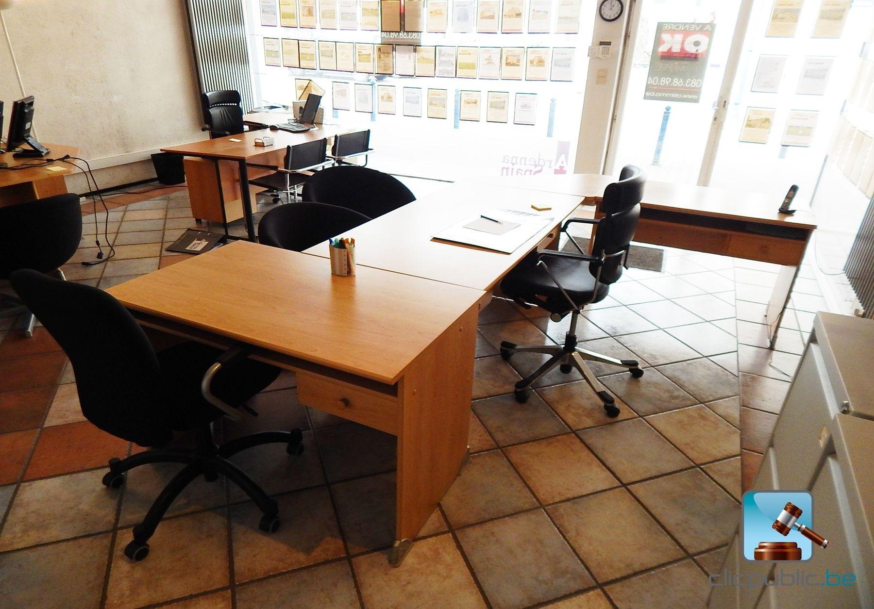 Bureau et mobilier vendre sur for Mobilier bureau 63