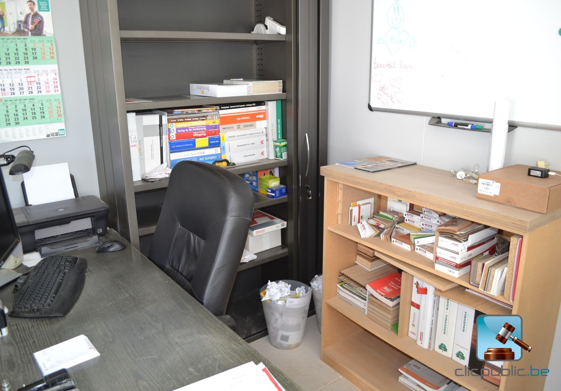Mat riel de bureau mobilier informatique vendre sur - Mobilier de bureau informatique ...