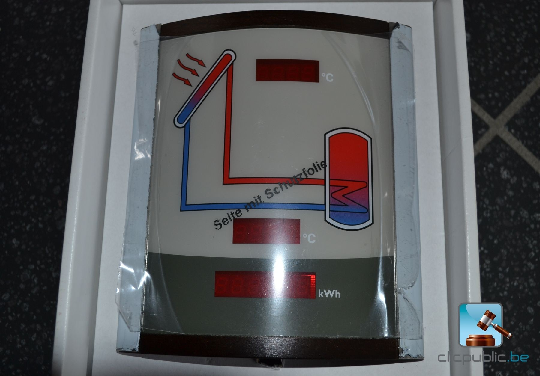 Accessoires de chauffage et sanitaire resol solar caleffi vendre sur clic - Vente sanitaire en ligne ...