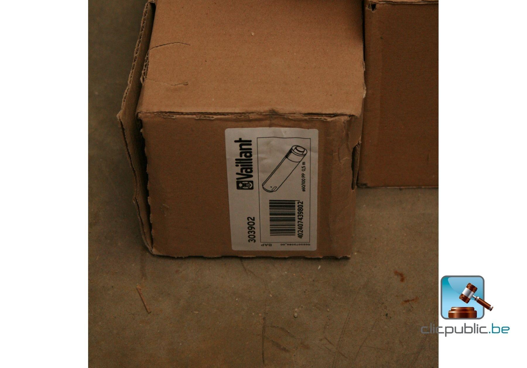 Chaudi re condensation vaillant ecotec pro vc be 256 5 3 h avec kit d 39 - Vente sanitaire en ligne ...