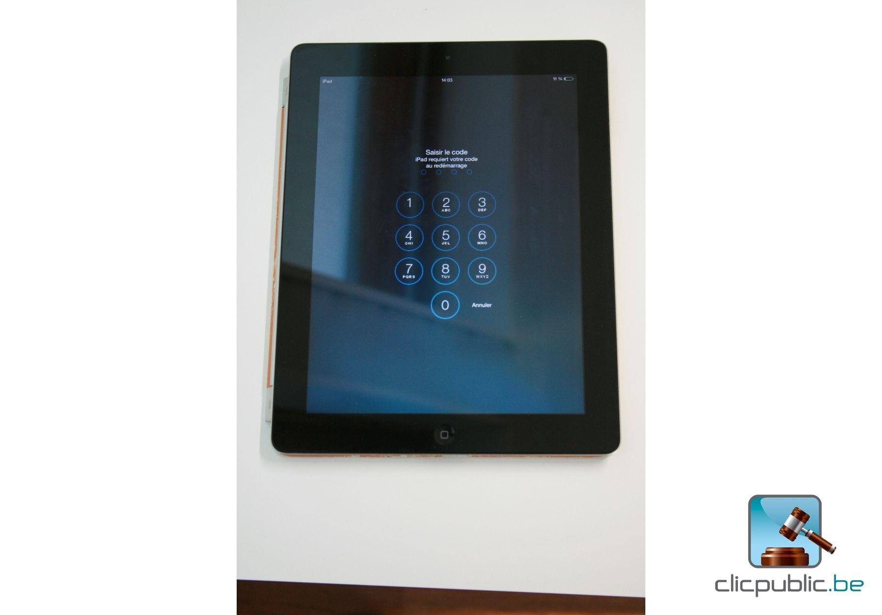 tablette apple ipad 64go ref 64 vendre sur. Black Bedroom Furniture Sets. Home Design Ideas