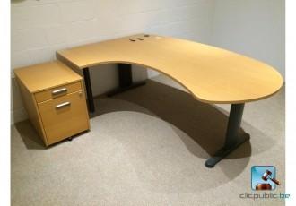 Mobilier de bureau en bois m lamin ref 2 vendre sur for Mobilier bureau 63