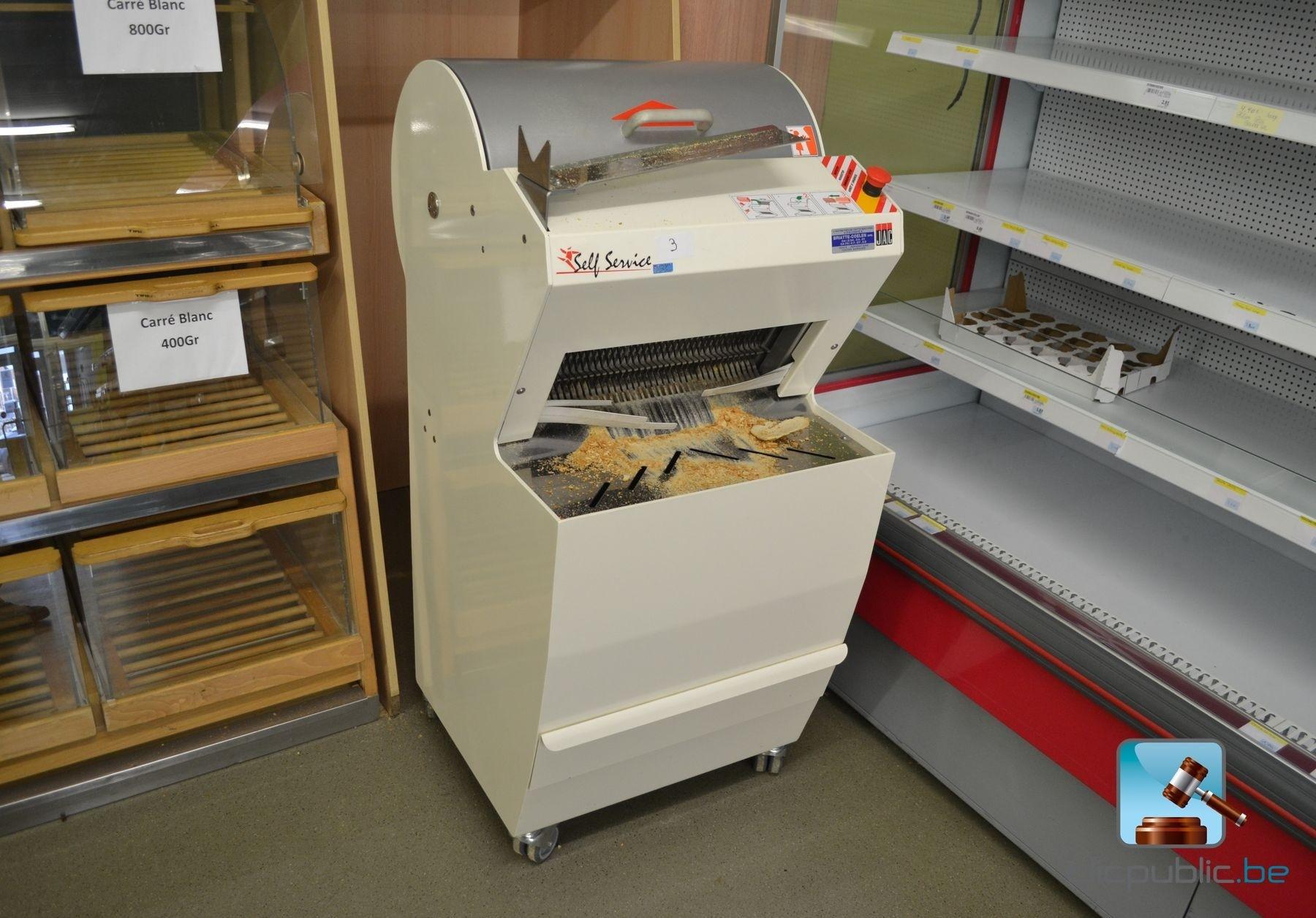 Clicpublic - Machine a couper le pain occasion ...
