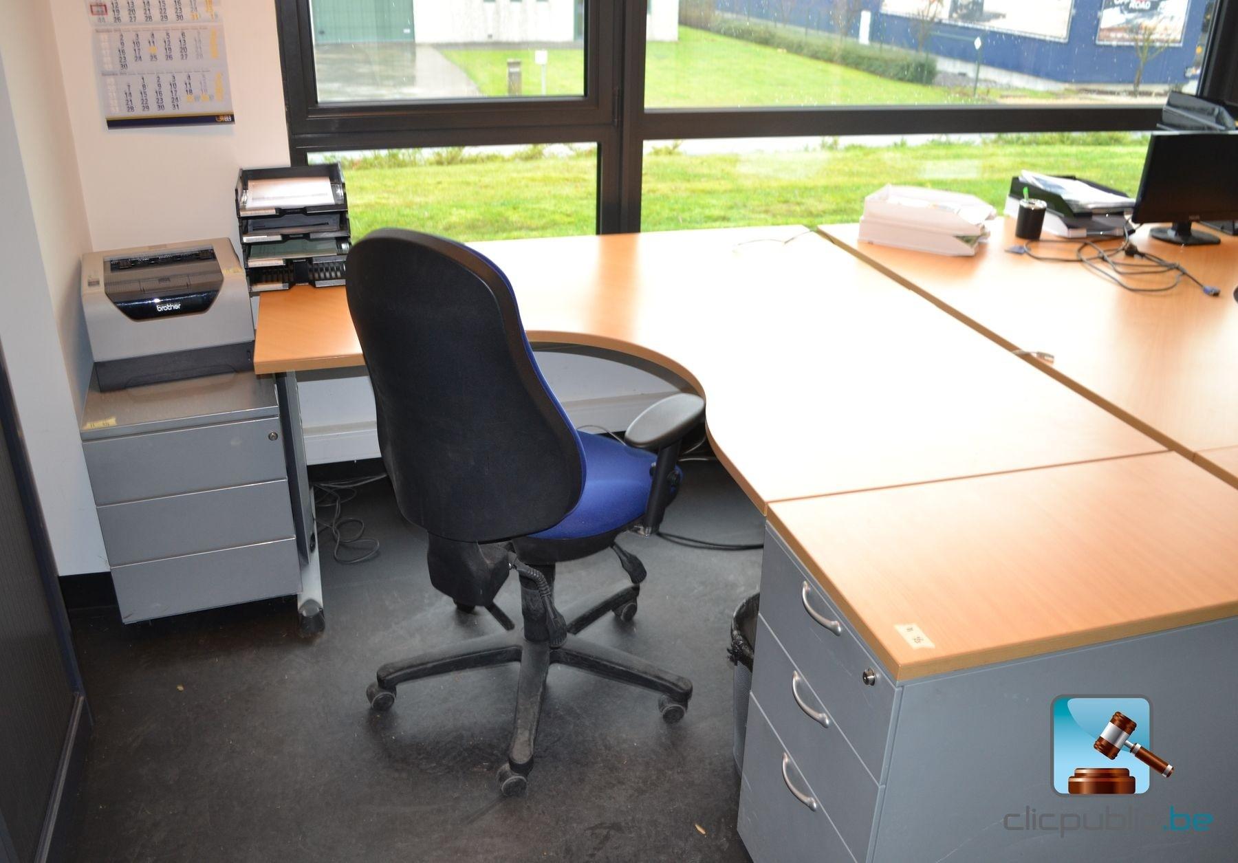Mobilier de bureau ref 11 vendre sur for Mobilier bureau 54