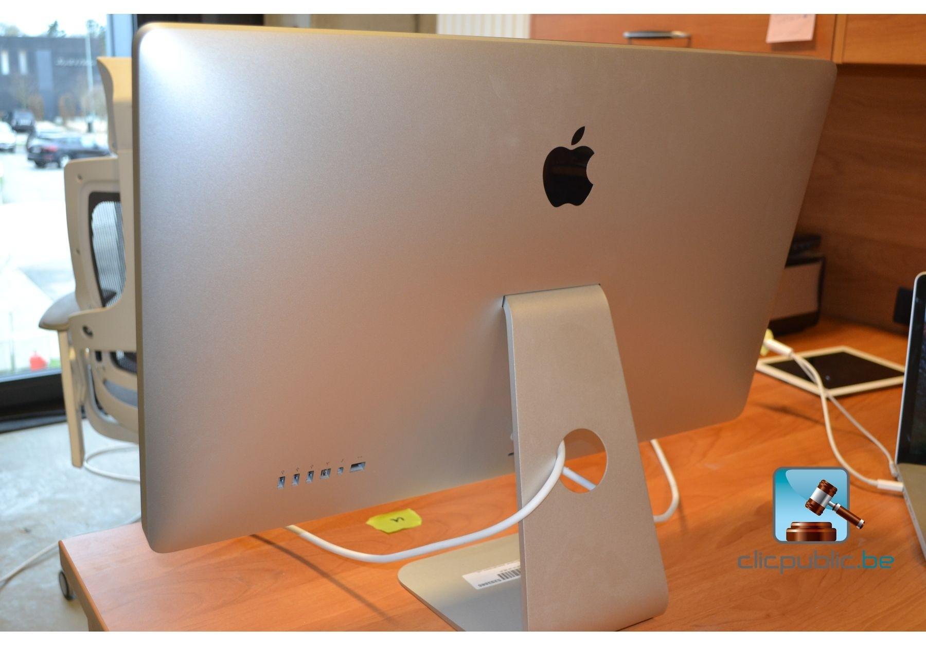 ecran d 39 ordinateur apple thunderbolt a1407 27 pouces. Black Bedroom Furniture Sets. Home Design Ideas