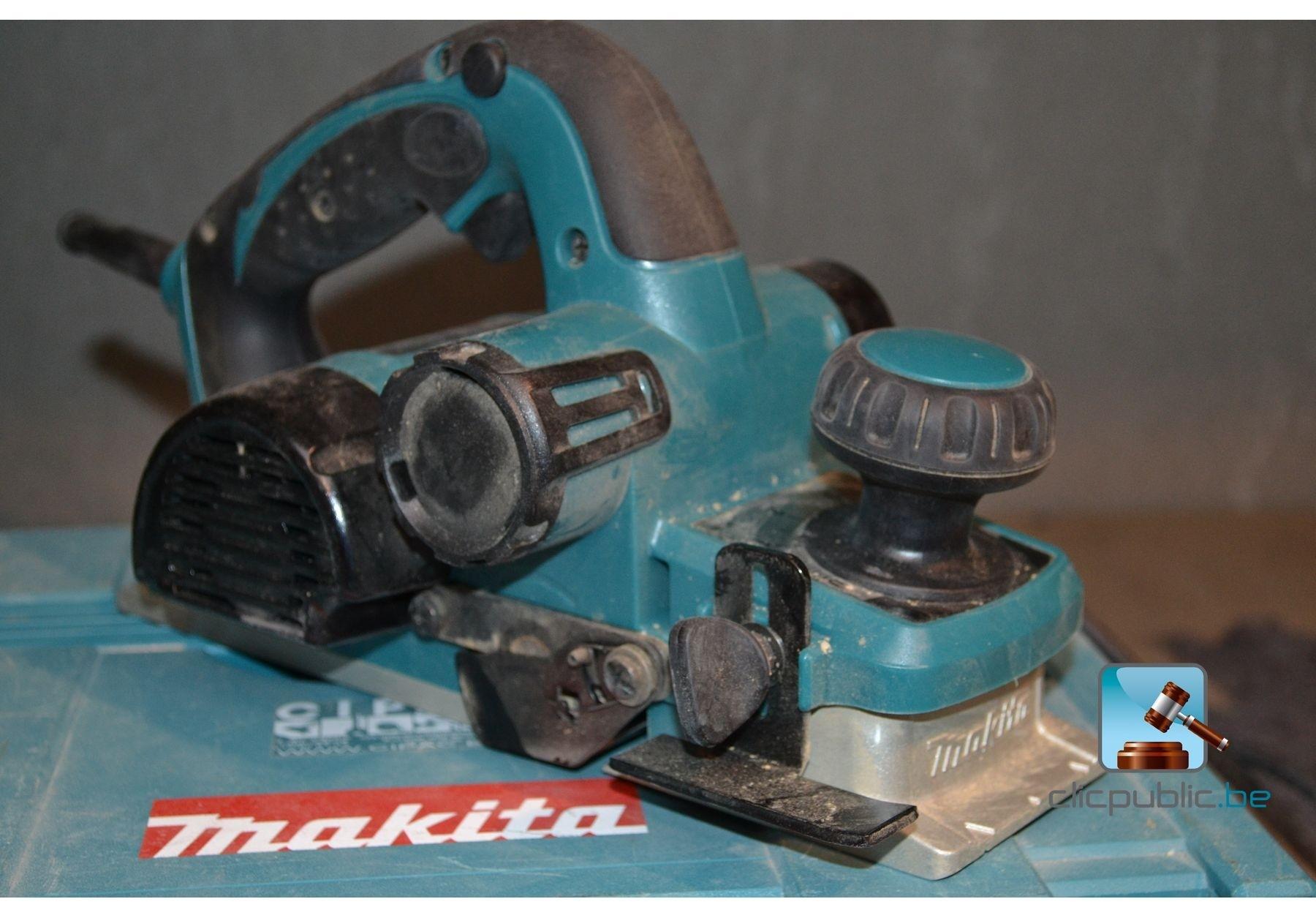 Rabot lectrique makita kp0810ck ref 13 vendre sur - Rabot electrique makita ...