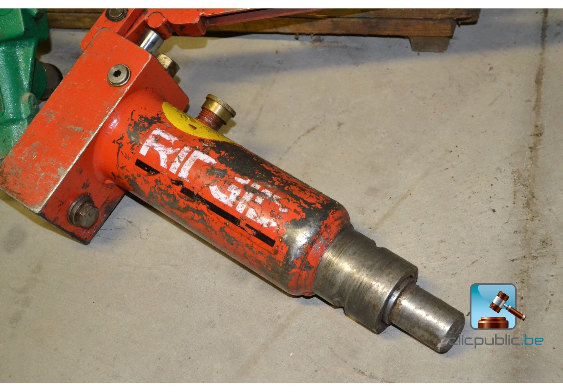 product cintreuses a tube ridgid ref