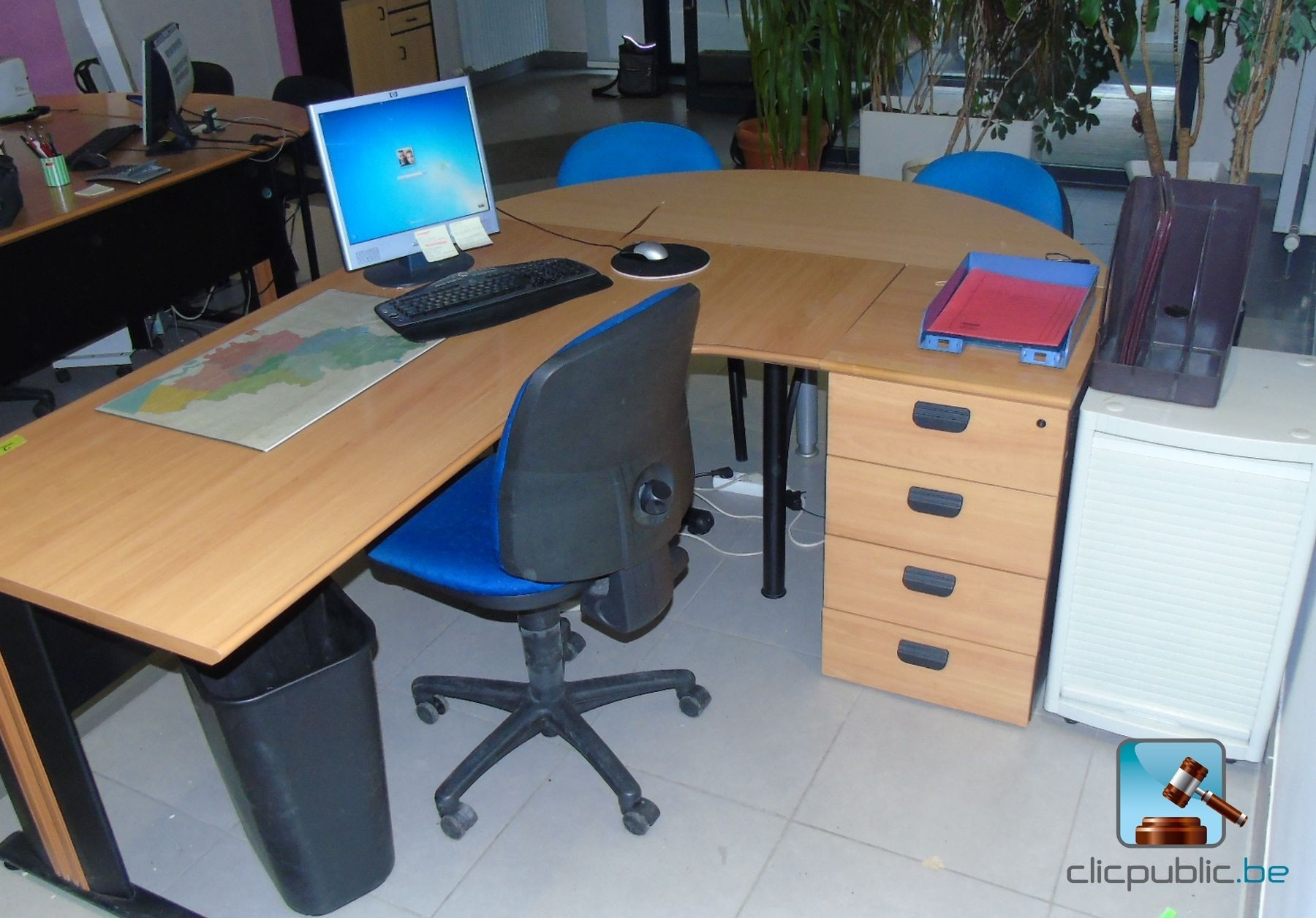 Mobilier de bureau et mat riel informatique ref 2 for Materiel de bureau en ligne